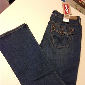 Levi's 515 Bootcut Jeans 6M